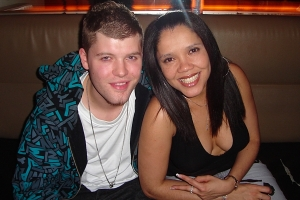 Ms Henny & Daniel Merriweather