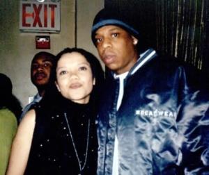 Ms Henny & Jay Z