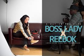 Boss Lady Reebok