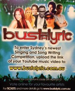 Bustalyric