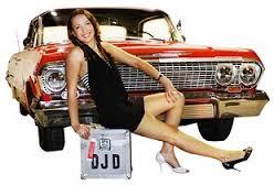 DJ D car