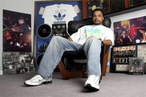 DJ Nabs sitting