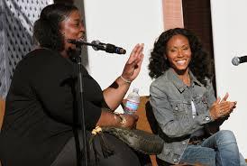 Sister Souljah & Jada Pinkett Smith