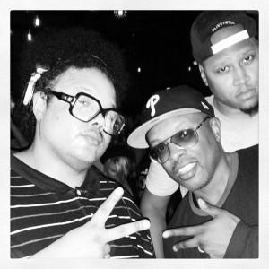 DJ Caz and Jazzy Jeff
