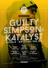 Guilty Simpson show