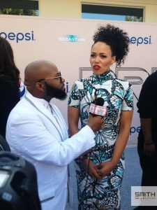 Rob Smith & Elle Varner