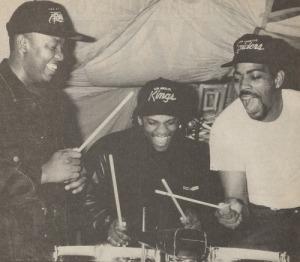 DOC, DRE & Eazy