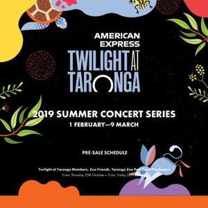 Taronga Twilight Logo